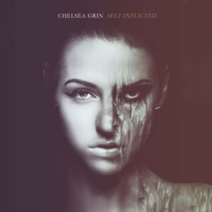 Chelsea Grin - Self Inflicted, Coloured Vinyl, First Press