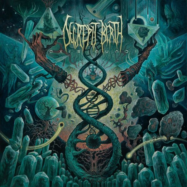 Decrepit Birth - Axis Mundi, 2LP, Gatefold