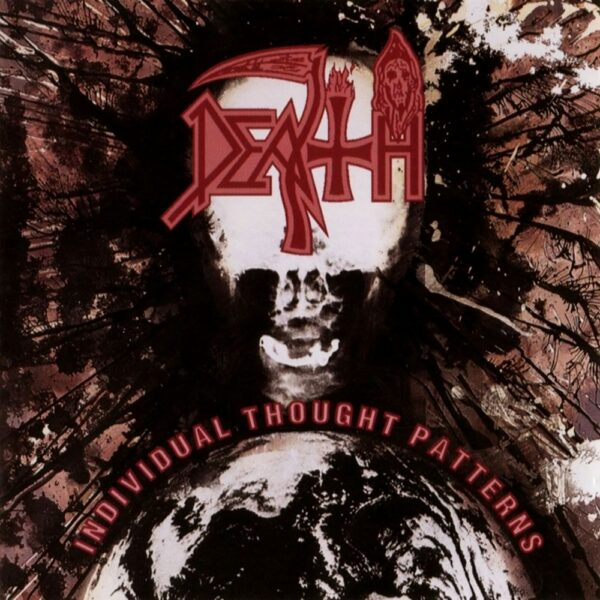 Death - Individual Thought Patterns, 2LP, Gatefold, Limited Silver Coloured Vinyl, 25th Anniversary Edition, 5000 Copies