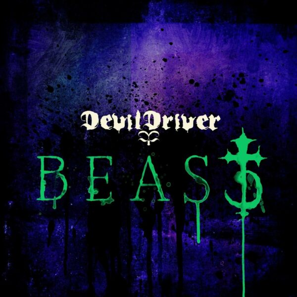Devildriver - Beast, 2LP, Gatefold, Limited Edition Double Swirl Vinyl