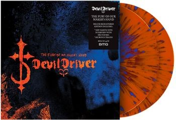 Devildriver - The Fury Of Our Makers Hands, 2LP, Gatefold, Limited Edition Double Splatter Vinyl
