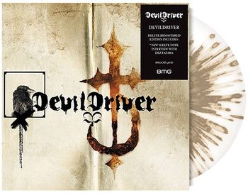 Devildriver - Devildriver, Limited Edition Splatter Vinyl