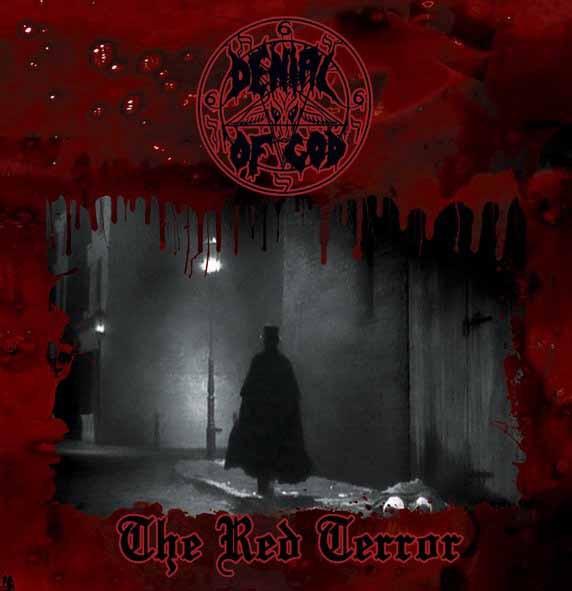 Denial Of God - The Red Terror, Red Vinyl