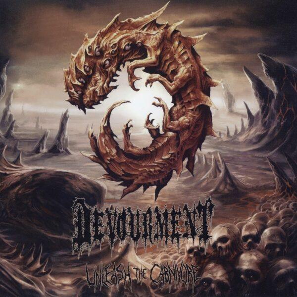 Devourment - Unleash The Carnivore, LP