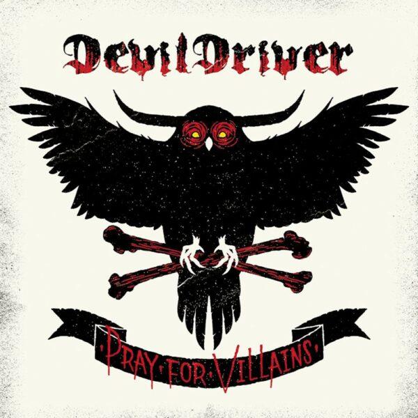 Devildriver - Pray For Villains, 2LP, Gatefold, Limited Edition Double Splatter Vinyl