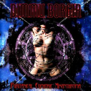 Dimmu Borgir - Puritanical Euphoric Misanthrobia, 2LP, Gatefold