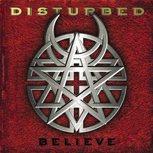Disturbed - Believe, LP