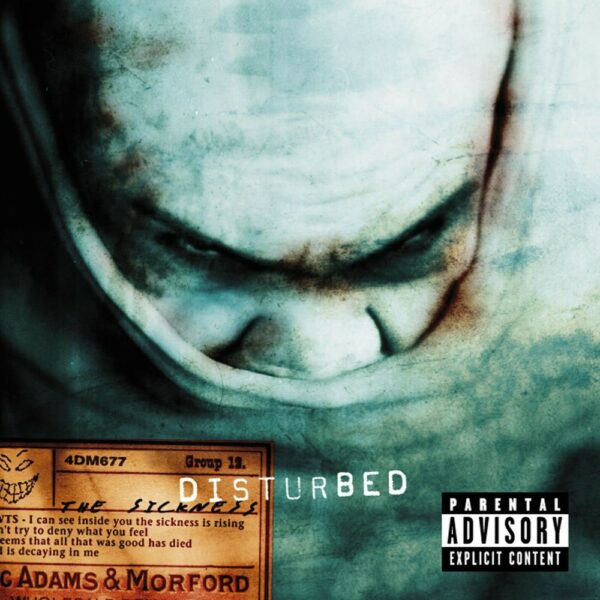 Disturbed - The Sickness, LP