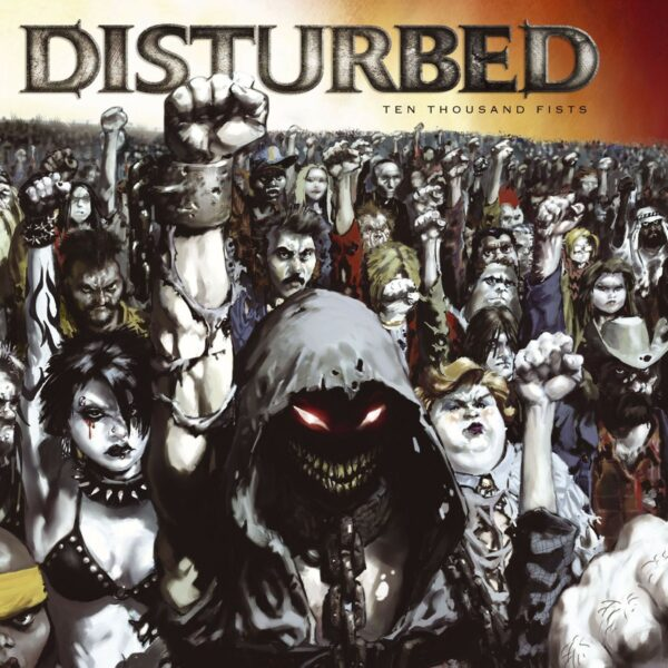Disturbed - Ten Thousand Fists, Gatefold, LP
