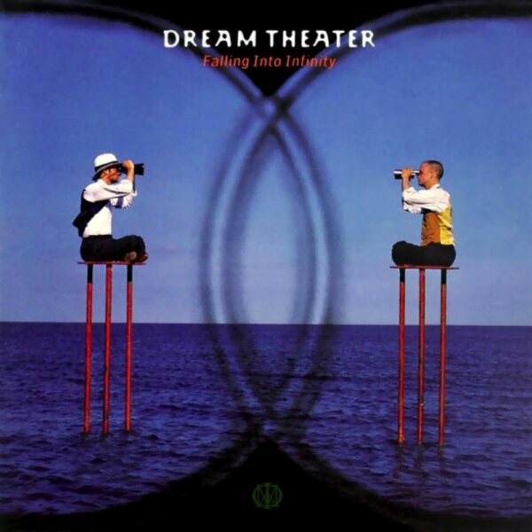 Dream Theater - Falling into Eternity, 2LP, Limited transparent vinyl, 2000 copies
