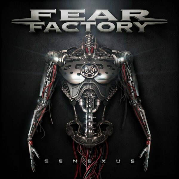 Fear Factory - Genexus, 2LP, Gatefold, Limited Clear Vinyl, 500 copies