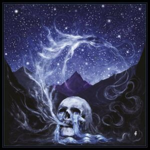Ghost Bath - Starmourner, 2LP, Gatefold, Limited Transparent Blue Vinyl, 700 Copies