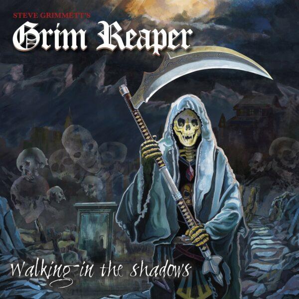 Grim Reaper - Walking in The Shadow, 2LP, Gatefold