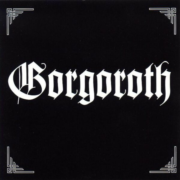 Gorgoroth - Gorgoroth, Limited red vinyl