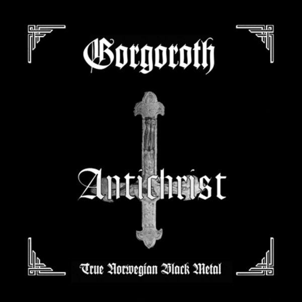 Gorgoroth - Antichrist, Limited red vinyl