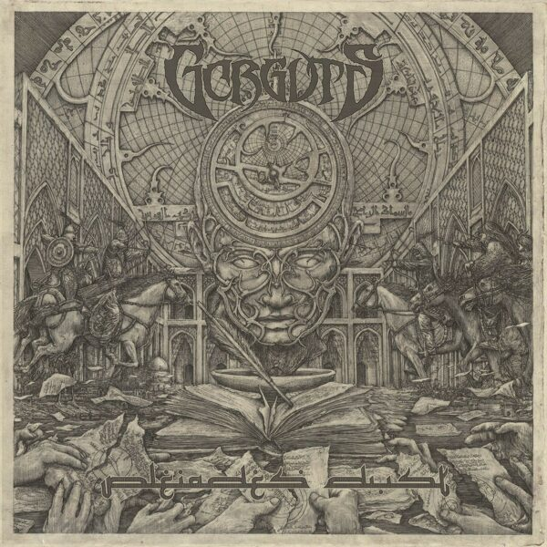 Gorguts - Pleiades Dust, Limitied Opaque White Vinyl, 500 Copies, Incl Poster