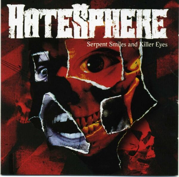 Hatesphere - Serpent Smiles And Killer Eyes, LP