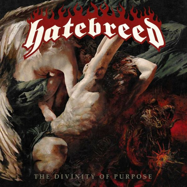 Hatebreed - The Divinity Of Purpose, 2LP, Gatefold, 180gr, Side D Etched