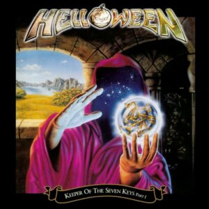 Helloween - Keeper Of The Seven Keys, Part 1, Gatefold, LP
