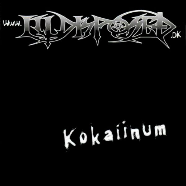 Illdisposed - Kokaiinum, Limited White Vinyl, 250 Copies