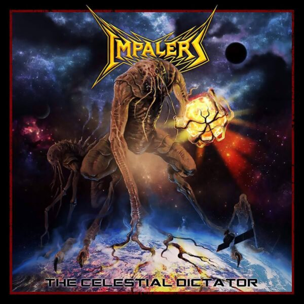 Impalers - The Celestial Dictator, SIGNED, LP
