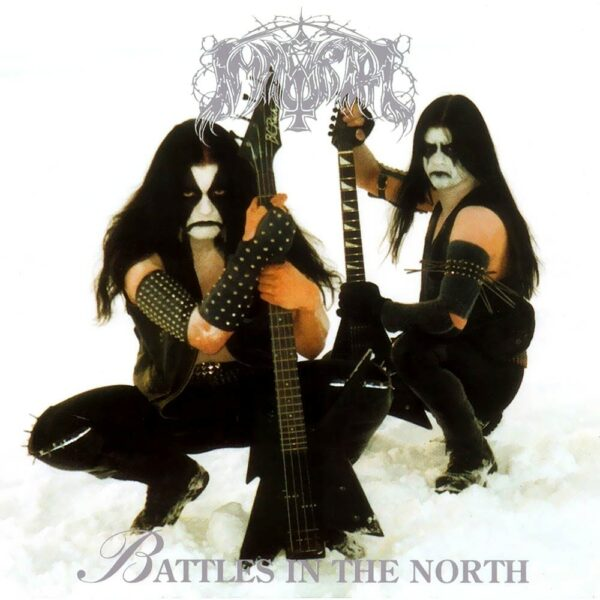 Immortal - Battles Of The North, Gatefold, LP