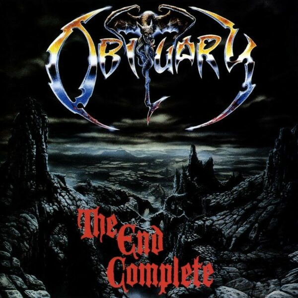 Obituary - The End Complete, Limited Red Vinyl