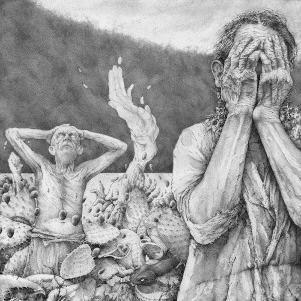 Deathspell Omega - Drought, Mini LP