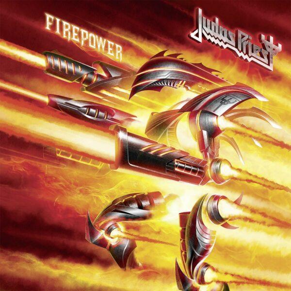 Judas Priest - Firepower, 2LP, gatefold