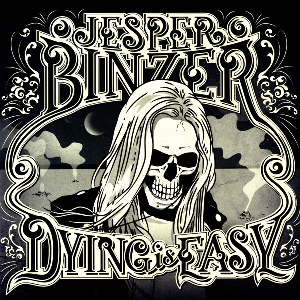 Jesper Binzer - Dying Is Easy, Gatefold, LP