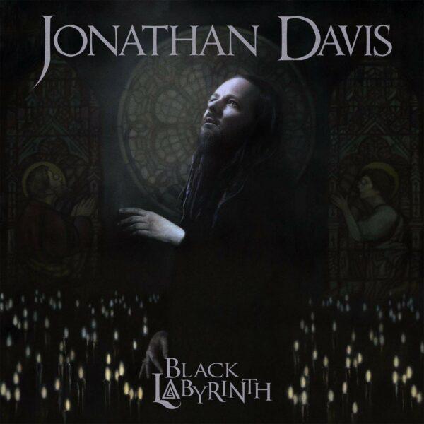 Jonathan Davis - Black Labyrinth, 2LP, Gatefold