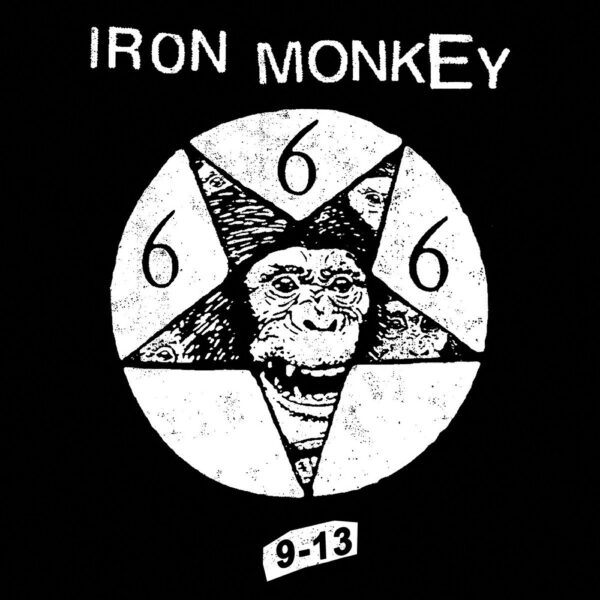 Iron Monkey - 9-13, LP