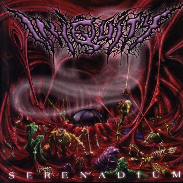 Iniquity - Serenadium, LP