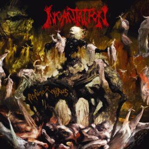 Incantation - Profane Nexus, LP