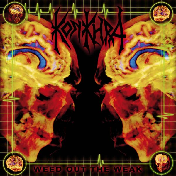 Konkhra - Weed Out The Weak, LP