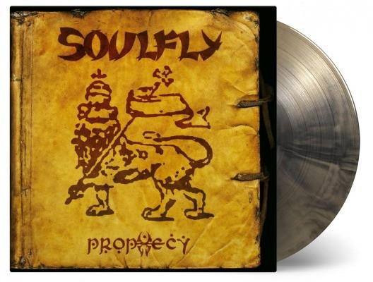 Soulfly - Prophecy, 2LP, Limited gold/black mix vinyl