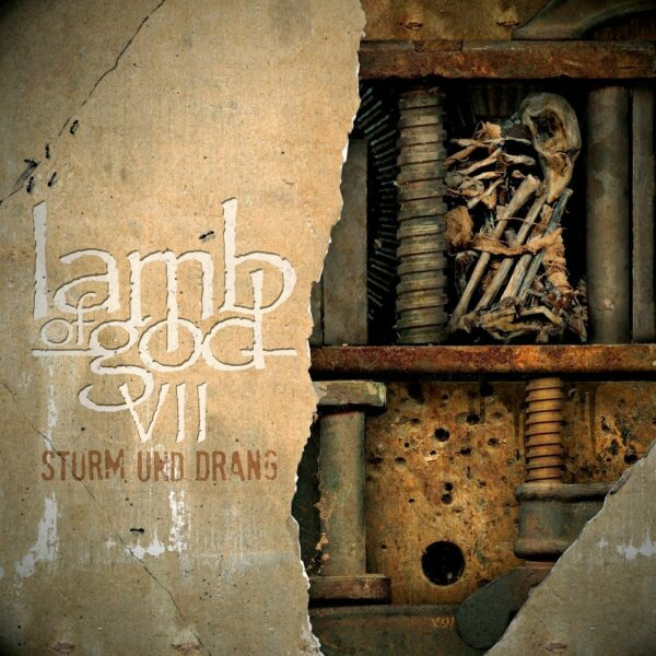 Lamb Of God - Sturm Und Drang, 2LP, Gatefold