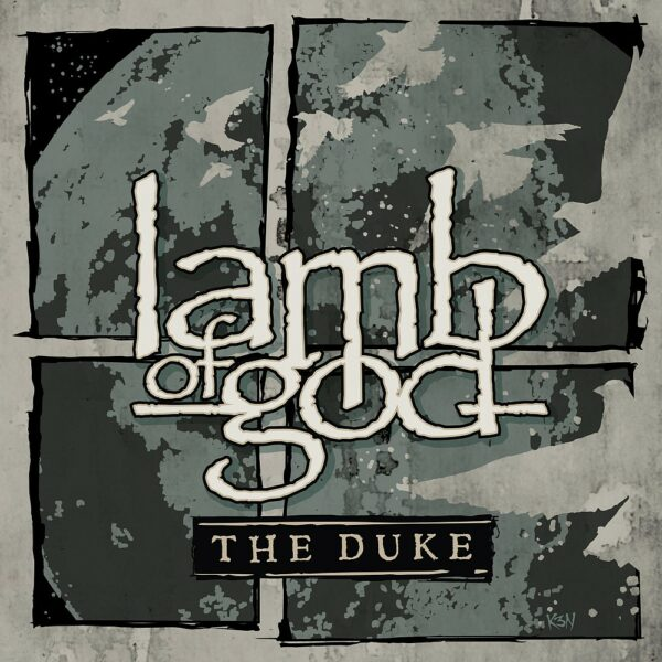 Lamb Of God - The Duke, Limited Clear Vinyl, Mini LP, 300 Copies