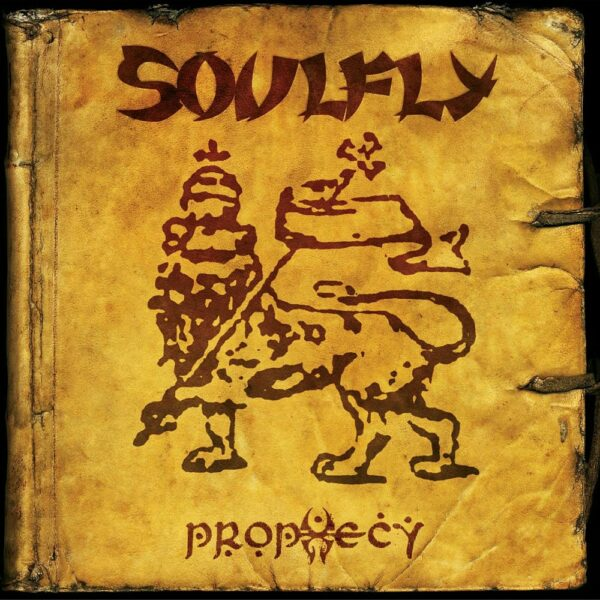 Soulfly - Prophecy, 2LP, Limited gold/black mix vinyl
