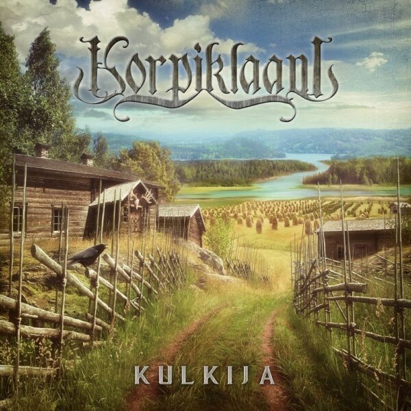 Korpiklaani - Kulkija, 2LP, Gatefold, Limited Yellow Vinyl, 300 Copies