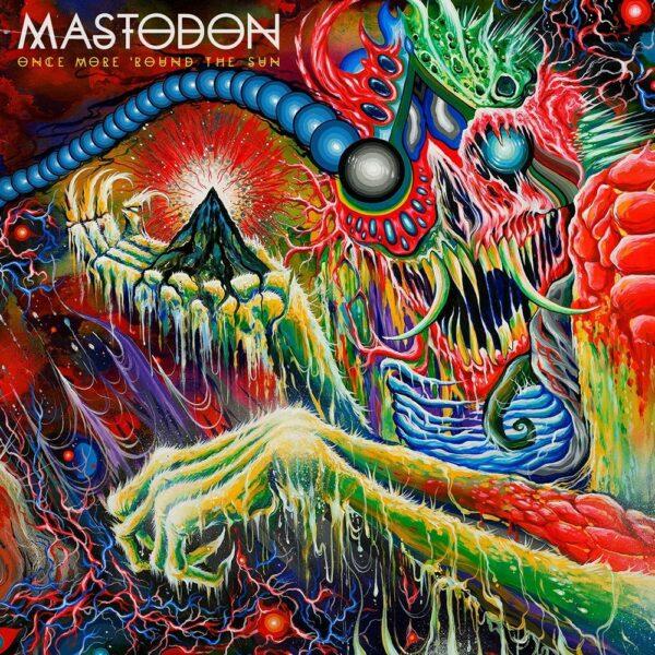 Mastodon - Once More Round The Sun, 2LP, Gatefold