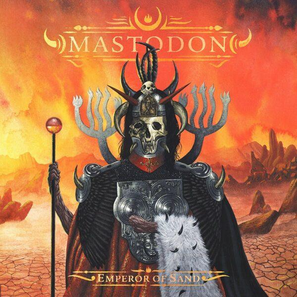 Mastodon - Emperor Of Sand, 2LP, Gatefold