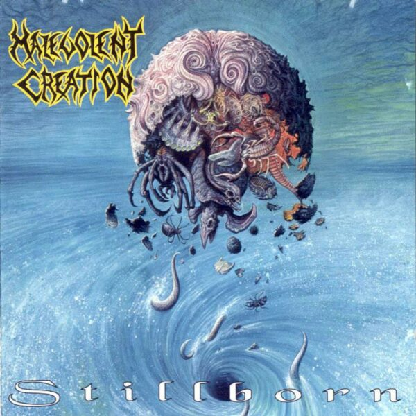 Malevolent Creation - Stillborn, Limited Red Vinyl