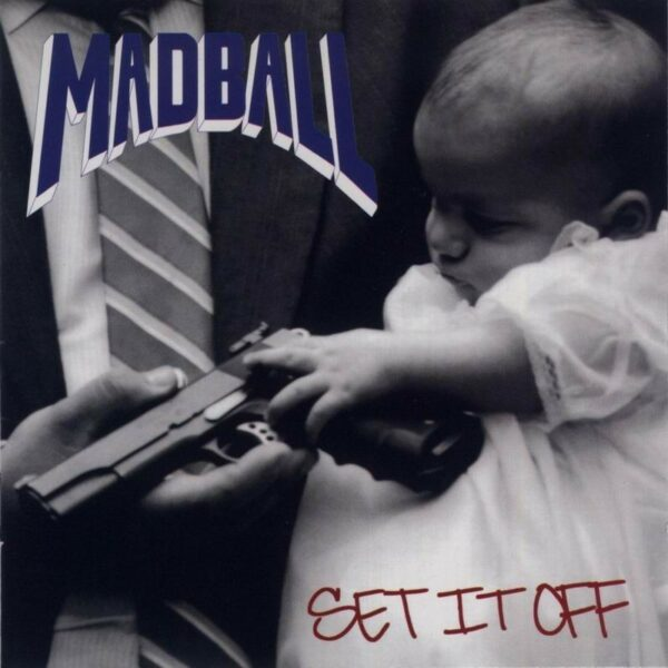 Madball - Set It Off, 180gr, Limited red vinyl, 1500 copies