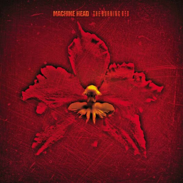 Machine Head - The Burning Red, 180gr, Limited Red & Black Mixed Vinyl, 3000 Copies