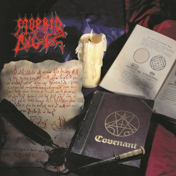 Morbid Angel - Covenant, Gatefold, LP