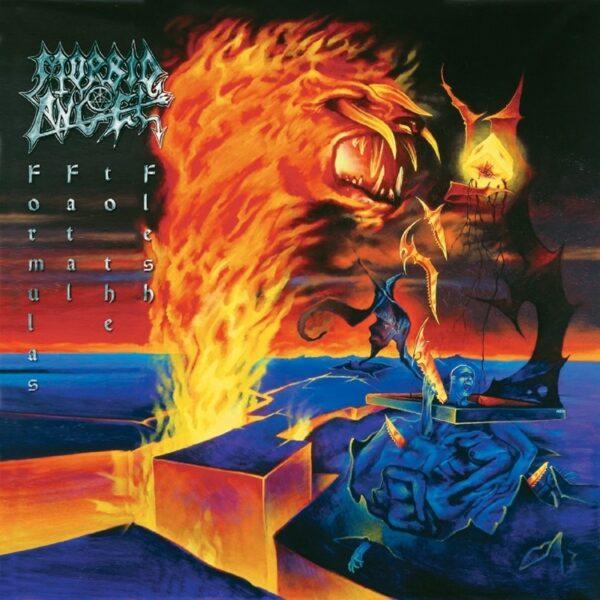 Morbid Angel - Formulas Fatal To The Flest, 2LP, Gatefold