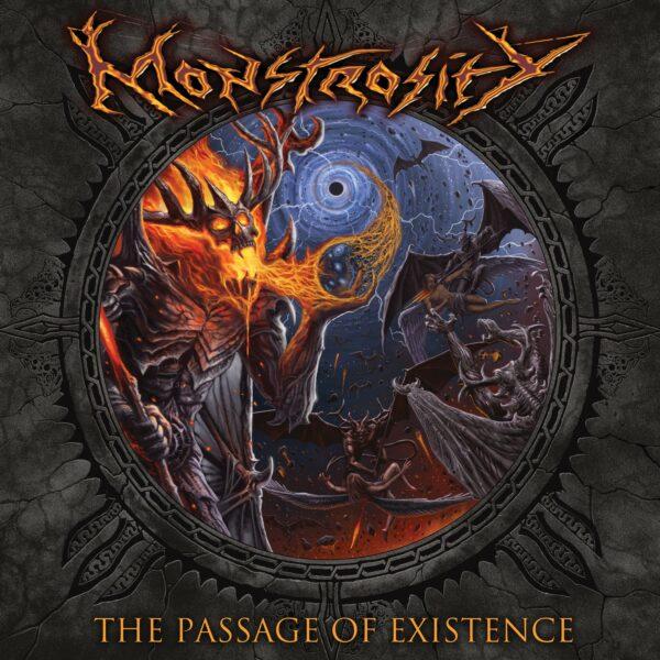 Monstrosity - The Passage of Existence, 180gr, LP