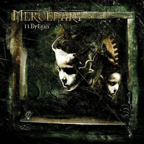 Mercenary - 11 Dreams, LP
