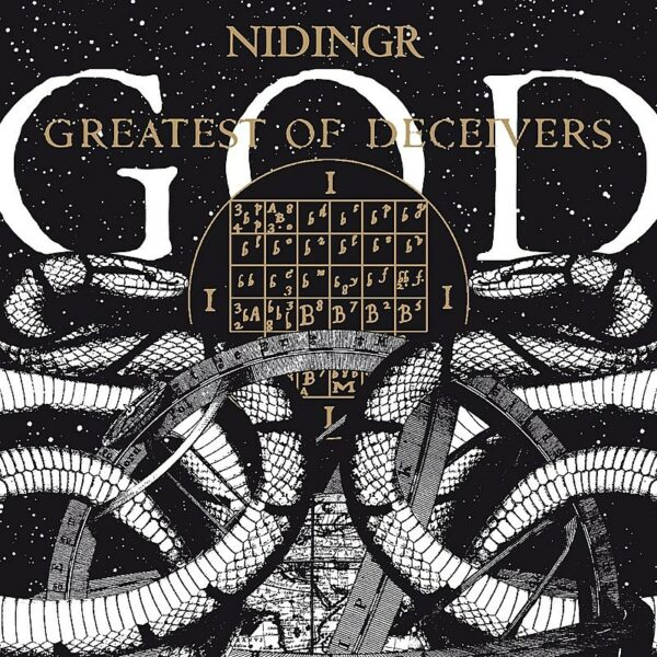 Nidingr - Greatest of Deceivers, Gatefold, LP